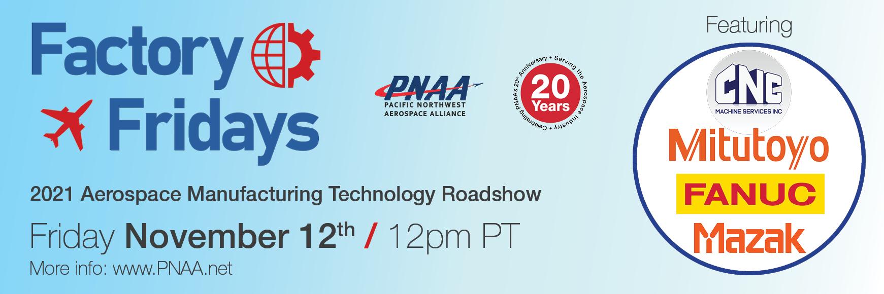 PNAA_FF_Aero_Mfg_Technology_Roadshow